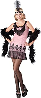 InCharacter Costumes Teen Flirty Flapper Costume