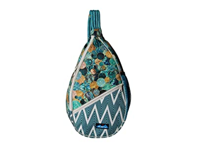 KAVU Paxton Pack (Sea Glitter) Backpack Bags