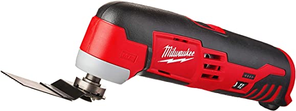 Milwaukee 2426-20 M12 12 Volt Redlithium Ion 20,000 OPM Variable Speed Cordless Multi..