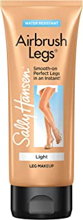 Sally Hansen Hansen Hansen Airbrush Legs Leg Makeup, Light 4 Oz