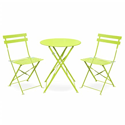 Amazon.fr : table pliante - Vert