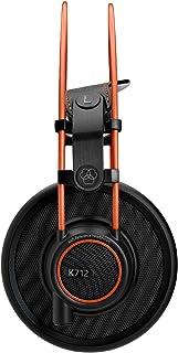 AKG 爱科技 K712 PRO 旗舰级监听耳机 奥地利纯手工制造 轻量且舒适 Flat-wire音圈带来难以置信的高频响应