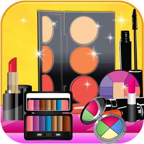 Princess Makeup Box Factory: Cosmetic Kit Shop