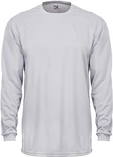 Badger Sportswear Men's B-Dry Long Sleeve Tee