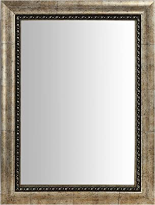 999Store Framed Decorative Wall Mirror or Bathroom Mirror 24x18 Inches