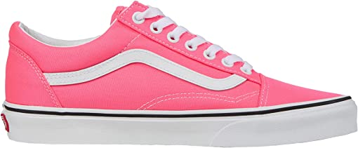 (Neon) Knockout Pink/True White
