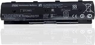 Laptop Battery for HP PI06 710416-001 710417-001 HSTNN-UB4N HSTNN-LB40 HSTNN-LB4N TPN-112 Envy M6-N010DX M6-N113DX M7-J120DX M7-J020DX 17T-J100 (6 Cells 4200mAh 10.8V)