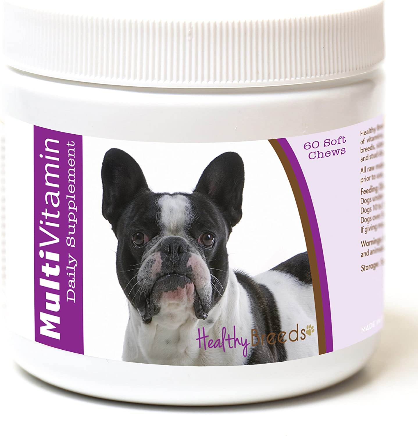 Branded goods Healthy Breeds Multivitamin Daily Dallas Mall Dietary - Supplement Over 200