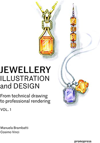 Jewellery Illustration and Design Techniques for Achieving Professional Results