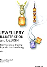 Jewellery Illustration and Design: From Technical Drawing to Professional Rendering