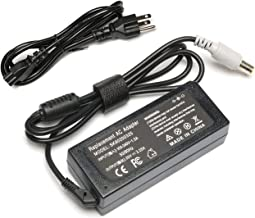 65W 3.25A AC Adapter Laptop Charger for Lenovo Thinkpad T400 T410 T420 T420s T500 T520 T530 E545 T61 X140e X230; X220 X230t X300 X60 S230u T400 T410 T420 T420s T500 SL5 Power Supply Cord