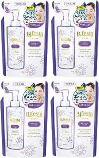 (Bulk purchase) Bifesta Cleansing Lotion Enrich Refill 270ml x 4