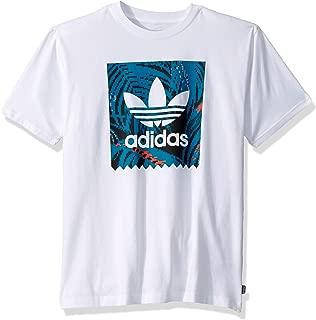adidas Originals Men's Skate Blackbird Print Tee