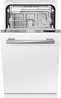 Miele G 4880 SCVi Totalmente integrado 9cubiertos A+++ lavavajilla - Lavavajillas (Totalmente integrado, White,Not applicable, Acero inoxidable, Botones, 1,7 m, 1,5 m)