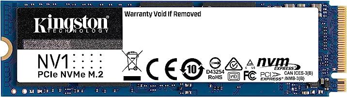 Kingston NV1 NVMe PCIe SSD 500GB M.2 2280 - SNVS/500G