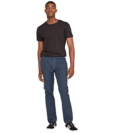 Hudson Jeans Classic Slim Straight Chino (Midnight Navy) Men