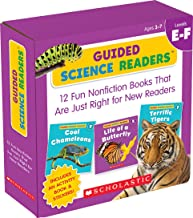 Best Scholastic Guided Science Readers Set, Level E-F (Guided Science Readers Parent Pack) Review