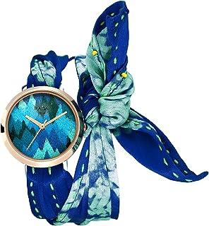Titan Raga Twirl Analog Blue Dial Women's Watch-95080WF02