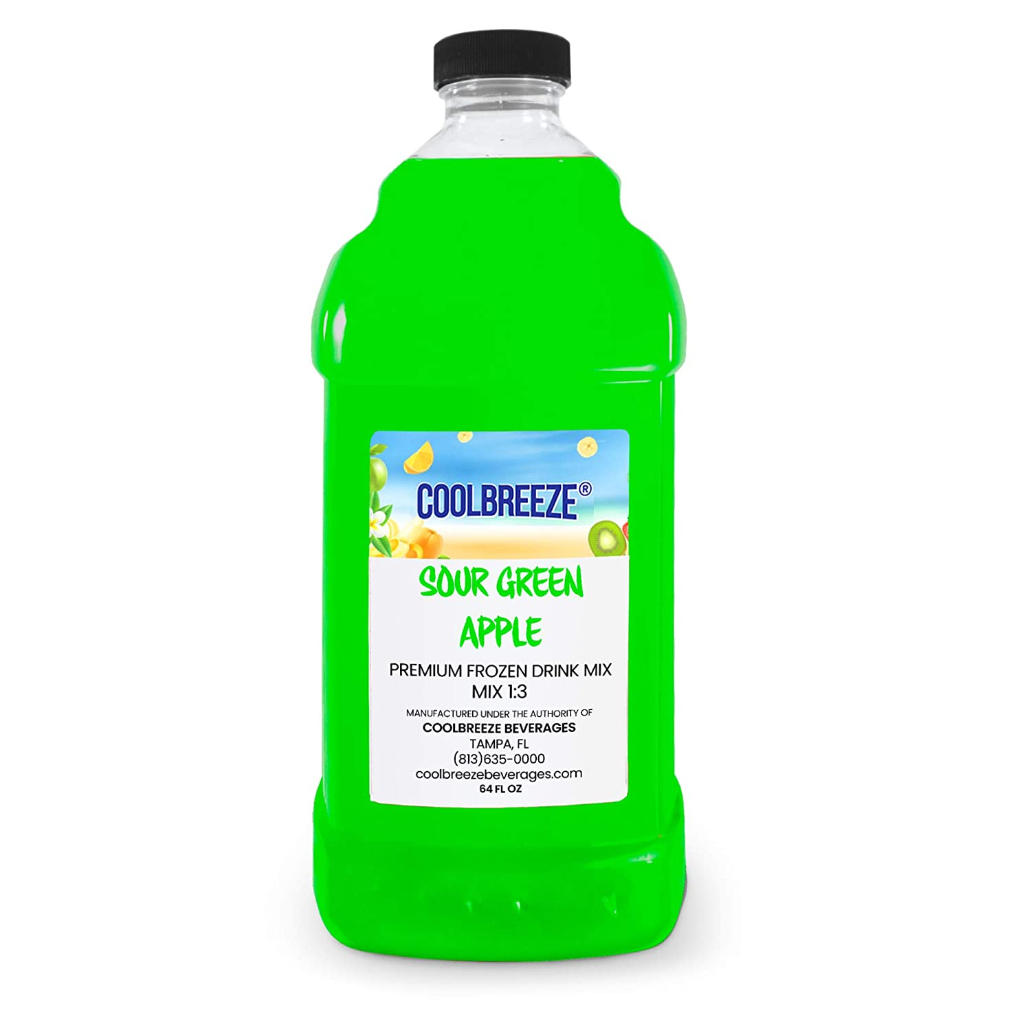 Coolbreeze Beverages Ready to Use Slush Mix Gal Boston Mall 1 S - 2 Bottle Ranking TOP15