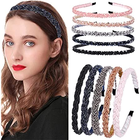 Fashion Women/'s Crystal Rhinestone Headband Hairband Hair Hoop Hair Accessory*1