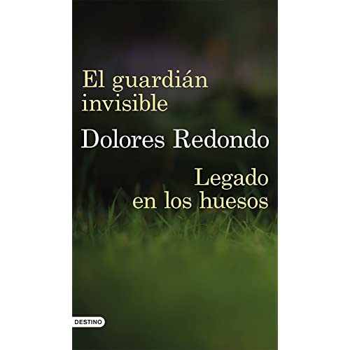Legado en los huesos + El guardián invisible (pack) eBook: Redondo ...
