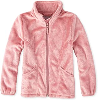 The Children's Place Girls 3003355 Solid Zip-up Favorite Jacket Fleece Jacket