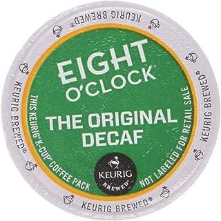 Eight O'Clock Original Decaf Coffee Keurig K-Cups, 18 Count