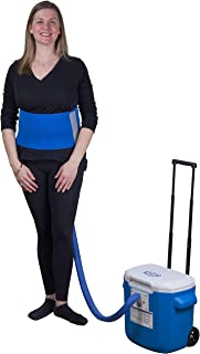 Polar Products Active Ice® 3.0 Back & Hip Cold Therapy System with Digital Timer Include sLumbar and Hip Bladder, 15 Quart