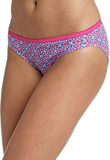 Women's 100% Cotton Bikini Underwear Ladies Panties