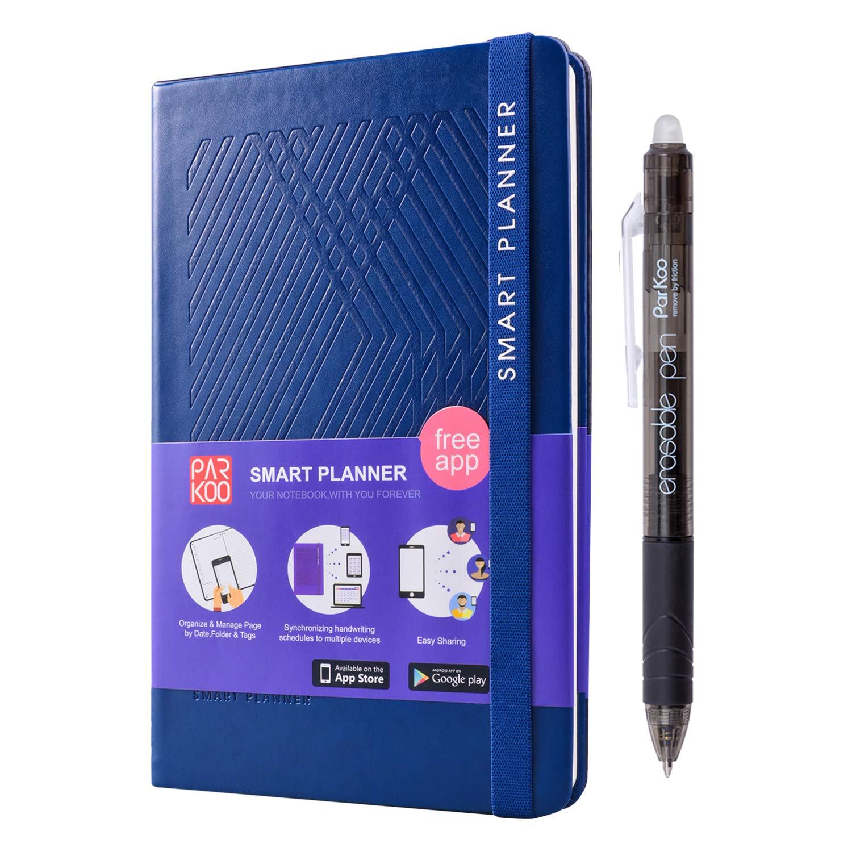Notebook Planner Erasable Storage Management