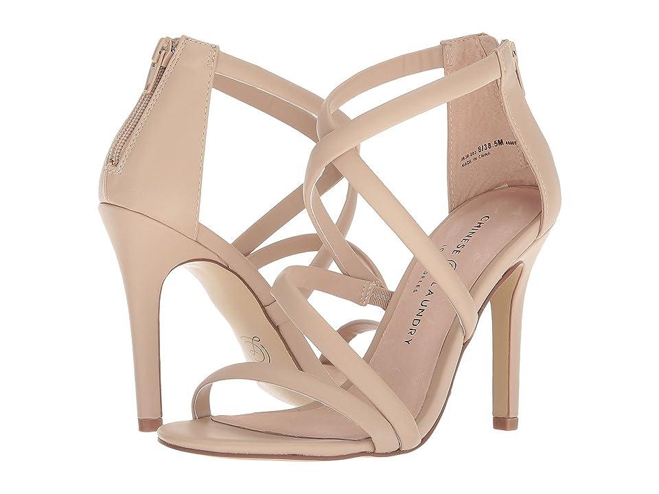 Chinese Laundry Jillian (Sand Smooth) High Heels