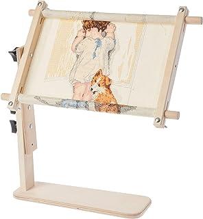 """Frank A. Edmunds Sit-On Needlework Frame, 9"""" x 18"""", 2941"""