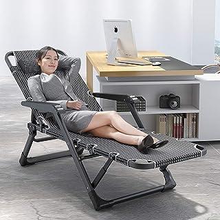 Kotee Lätta mönster vikande nap recliner stol sitter liggande siesta däckstolstol soffa sommar fiske strand stol utomhus h...