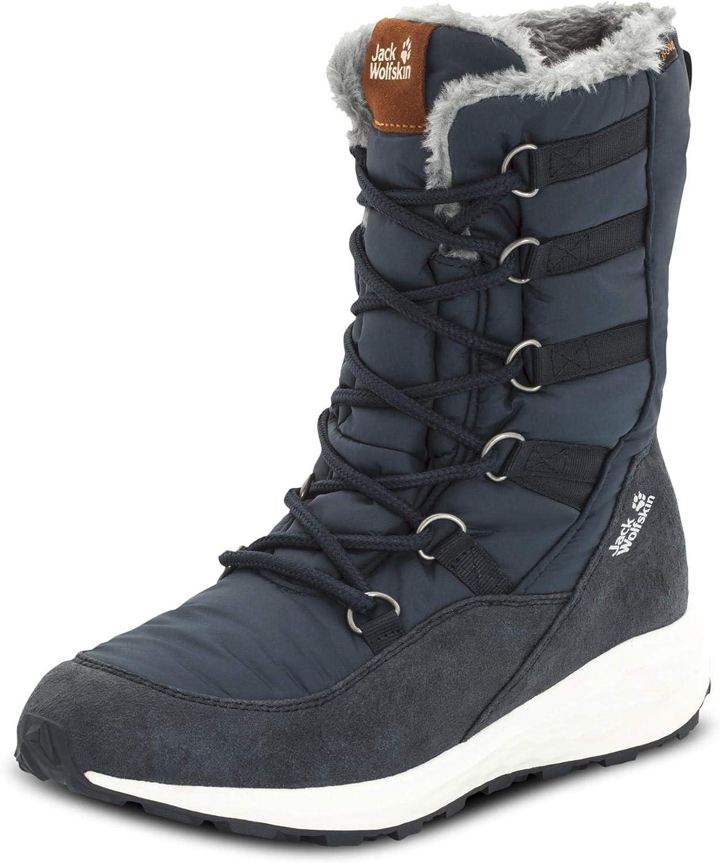 Jack Wolfskin Women's Nevada Texapore High W Snow Boot