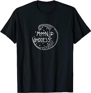 1fb7f497d5134 Moon Goddess Shirt Wiccan Wicca Pagan Magick Lunar Symbol