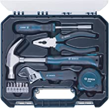 Bosch Hand Tool Kit (Blue, 12 Pieces)