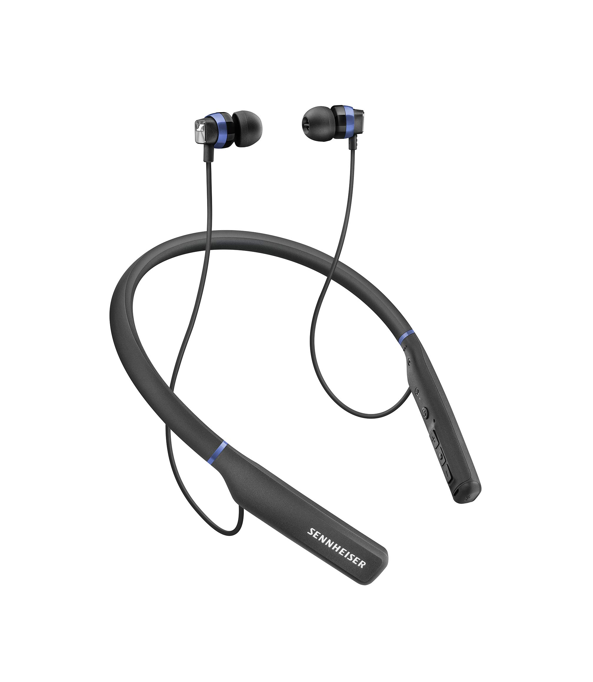 Amazon Com Sennheiser Cx 7 00bt Wireless In Ear Headphone Bluetooth 4 1 With Qualcomm Apt X Nfc One Touch Pairing 10 Hour Battery Life 1 5 Hour Fast Usb Charging Multi Connection To 2 Devices Electronics