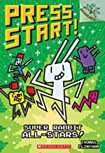 Super Rabbit All-Stars!: A Branches Book (Press Start!)
