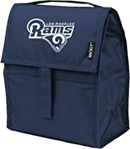 Kolder NFL Los Angeles Rams Freezable Lunch Bagfreezable Lunch Bag, Blue, One Size