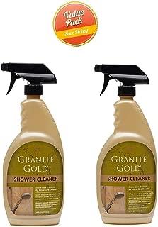 Granite Gold Shower Cleaner, 24 oz-2 pk