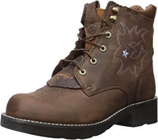 Ariat Toe Pro Lacer Boot Round