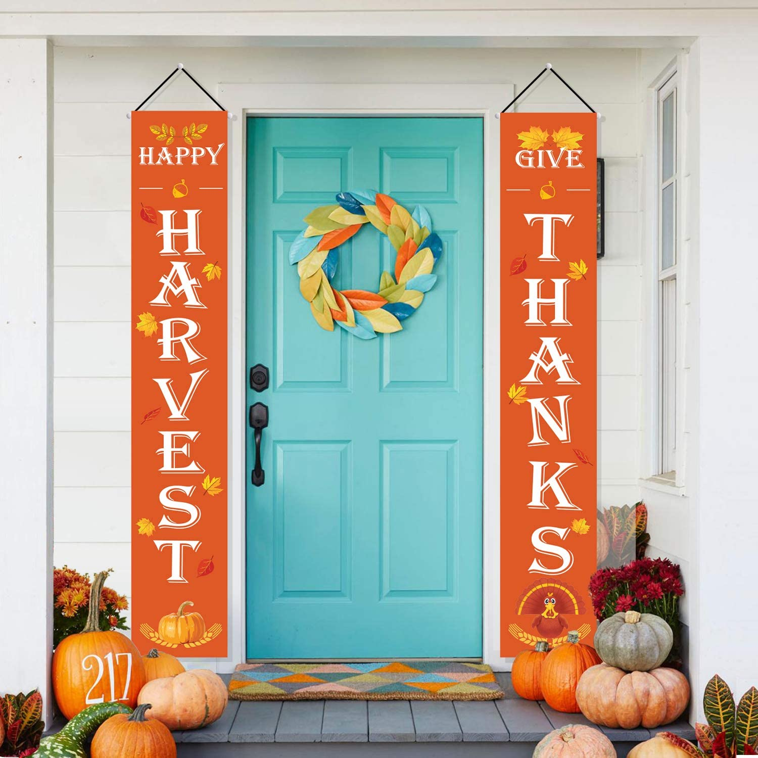 Always Be Thankful Board Thanksgiving Porch Board Rustic Front Porch Decor Harvest Country Chic Decor Primitive Decor Fall Farmhouse