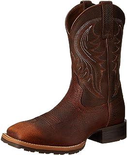 حذاء راعي البقر الغربي الهجين للرجال من Ariat
