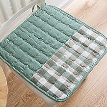 Almofada para cadeira Almofadas para cadeiras de jantar, respirável leve antiderrapante com alças Almofadas de assento mac...