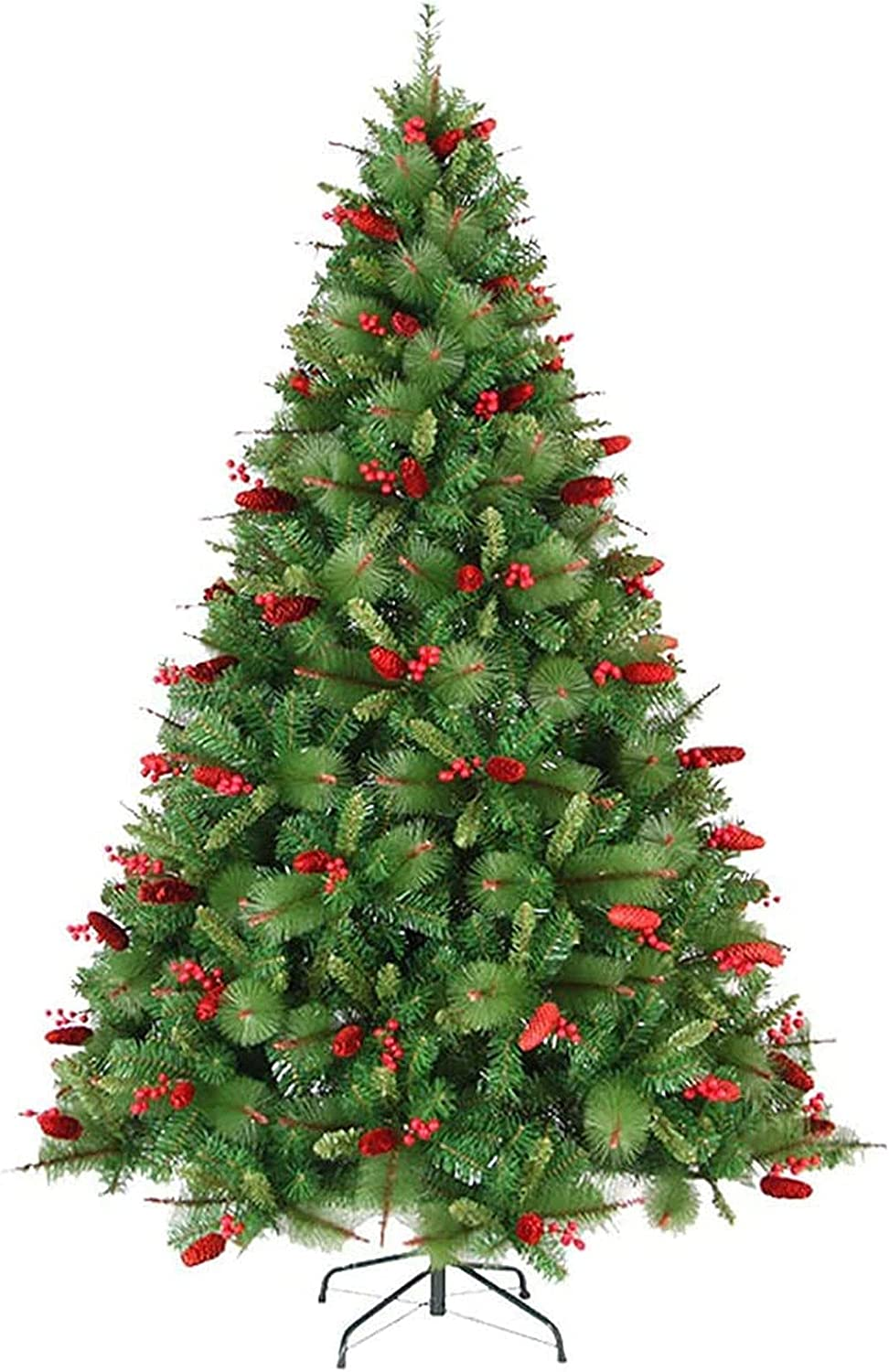 Year-end annual account ガードレール Artificial Holiday Christmas Christ Free shipping Tree Pine