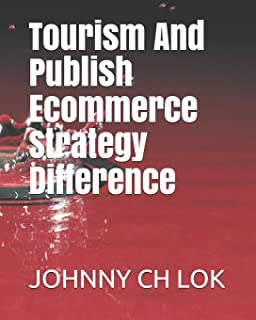 Tourism And Publish Ecommerce Strategy Difference