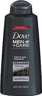 Dove Men+Care Shampoo, Charcoal, 25.4 oz