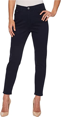 FDJ French Dressing Jeans Sunset Hues Suzanne Slim Leg in Navy