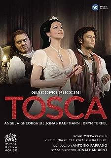 Puccini: Tosca (Royal Opera House 2011) (DVD) by Angela Gheorghiu