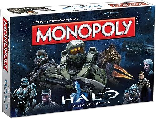 entrega rápida Monopoly  Halo Collector's Collector's Collector's Edition  ¡no ser extrañado!